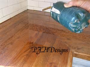 Unfinished Birch Kitchen Cabinets remodelaholic easy butcher block countertop tutorial