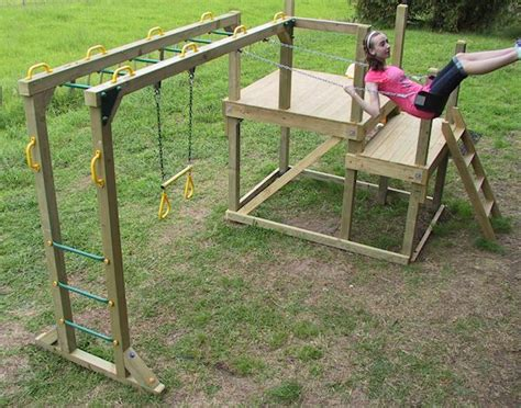 backyard play structure plans playground equipment parts build your own diy playground
