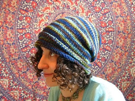 how to knit a toque with needles bohoknits mountain nights toque