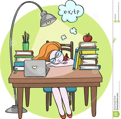sleep at desk sleeping at your desk clipart clipartsgram