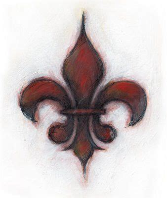 small fleur de lis tattoo 25 best ideas about fleur de lis on