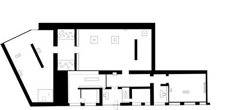 floor plan 171 the schelfhaudt gallery gagosian gallery selldorf architects new york