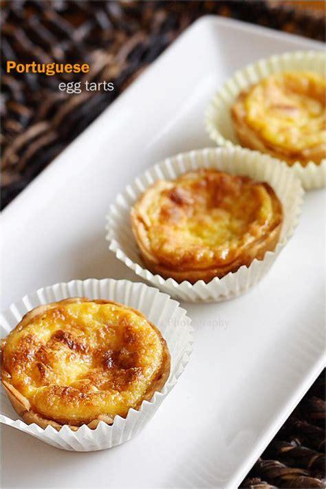 portuguese egg tart egg tart and portuguese on