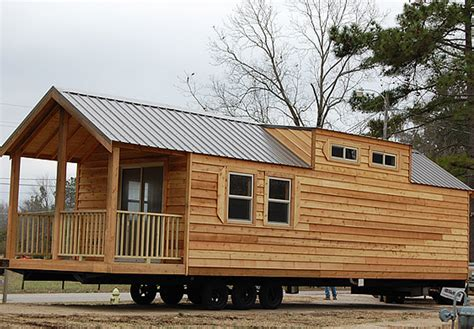 Mobil Cabin by Cabin Mobile Homes With Aesthetic Design And Comfort Mobile Homes Ideas