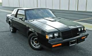 1987 Buick Grand National Parts Catalog Grand Finale 1987 Buick Grand National After A Br