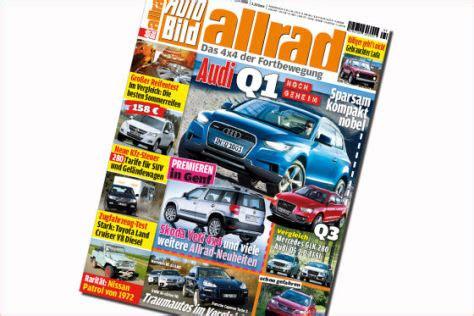Auto Bild Allrad 4 by Die Neuesten Suv Sommerreifen Im Test Autobild De