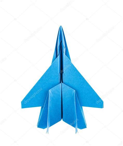 F 15 Origami - avion de chasse f 15 eagle origami isol 233 e sur blanc arr