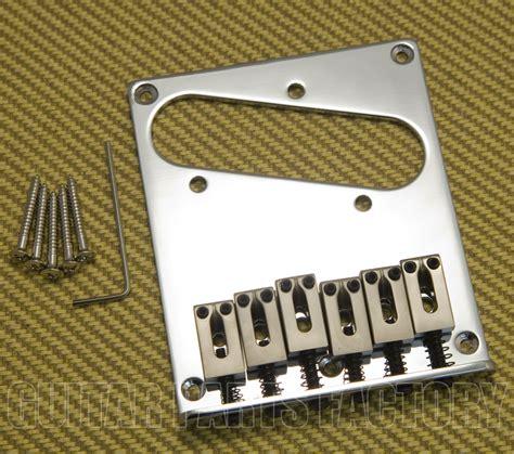 Bridge Telecaster Standard Chrome fender bridge assembly squier 174 standard telecaster tele