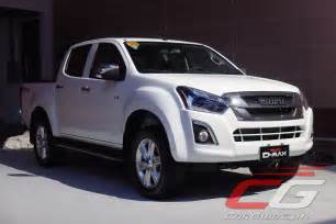 Isuzu Ph Tough Has A New Attitude Isuzu Philippines Launches 2017