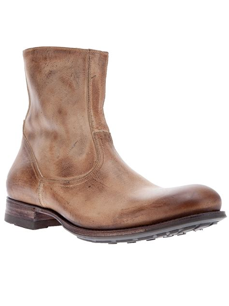 ndc boots in brown for lyst