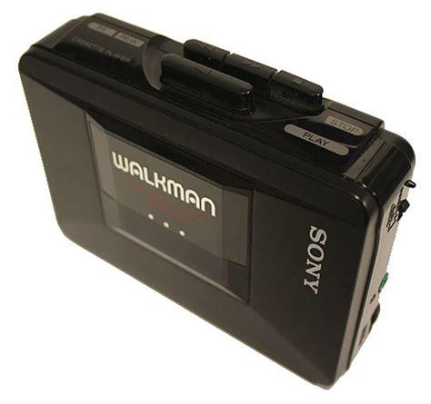 cassette walkman finkorswim the end of an era the sony cassette