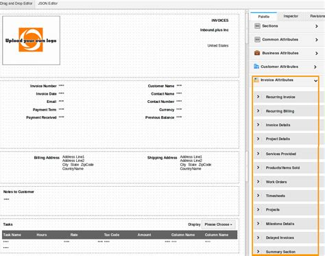 Create Own Custom Pdf Template For Invoices How Do I Make My Own Invoice Template