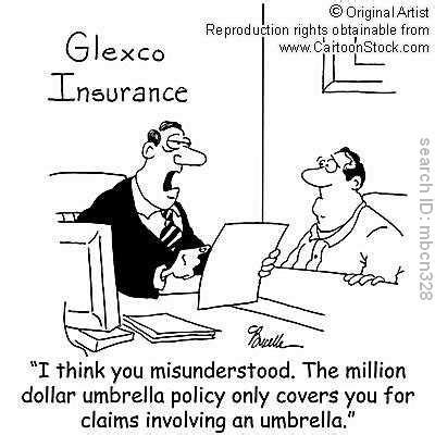 Insurance Humor   Tom Allen, Commercial Insurance Agent, CIC