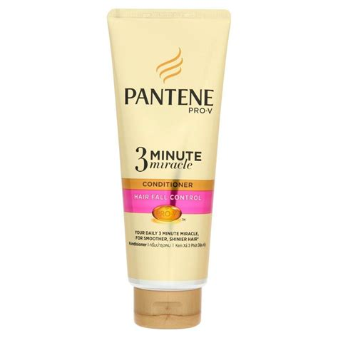 Conditioner Pantene 3 Minute Harga pantene 3 minute miracle hair fall conditioner