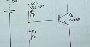bagaimana transistor berfungsi sebagai saklar laporan praktikum transistor sebagai saklar hajar fisika