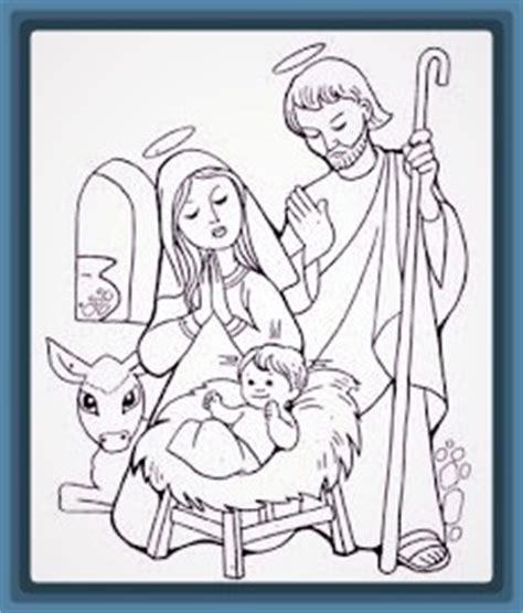 imagenes del nacimiento de jesus a color dibujos del nacimiento del ni 241 o jesus a color archivos