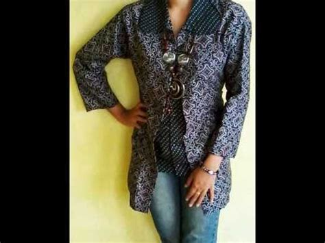 Kemeja Danar Hadi Pe 001 motif batik warna hitam batik pekalongan