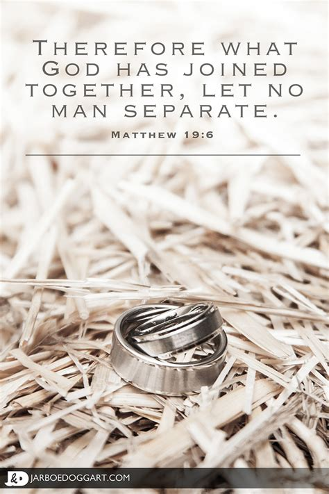 Wedding Ring Kjv by Picture Of The And Groom S Rings With A Quote From