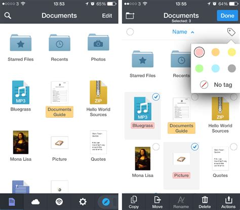 Documents On Iphone 5