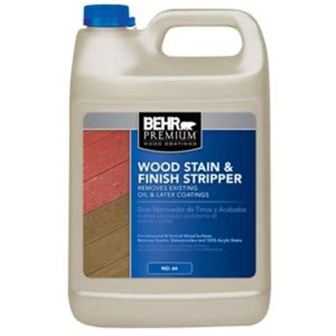 behr premium 1 gal wood stain and finish 6401n