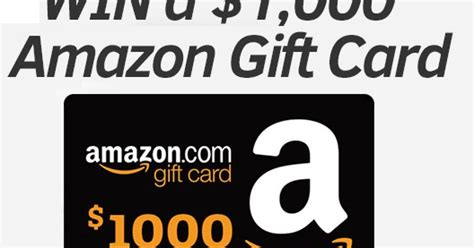 Amazon 1000 Gift Card Code - coupons and freebies 1 000 amazon gift card giveaway 10 winners short 1 day giveaway