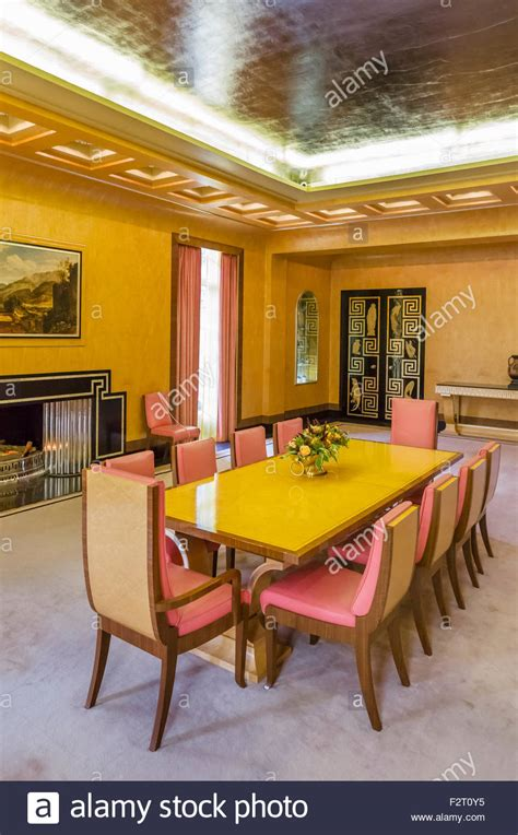 art deco dining room art deco dining room in eltham palace the former home of