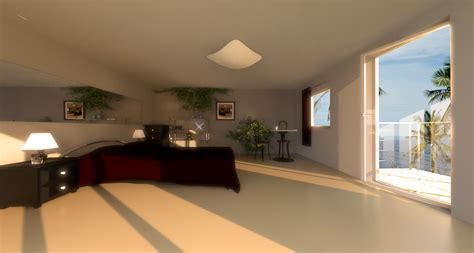 Room Pictures by Luxrender Knospi