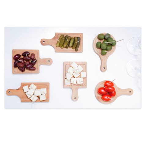 mini serving trays nutcracker all christmas gifts