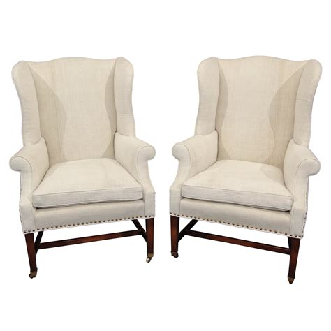 Wingback Armchair Perth by Fresh Simple Wing Back Chairs At Sears 22284