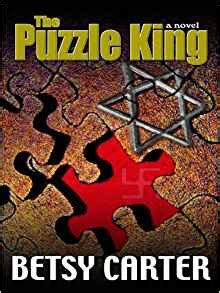nemesis thorndike reviewers choice the puzzle king thorndike reviewers choice betsy carter 9781410422569 amazon com books