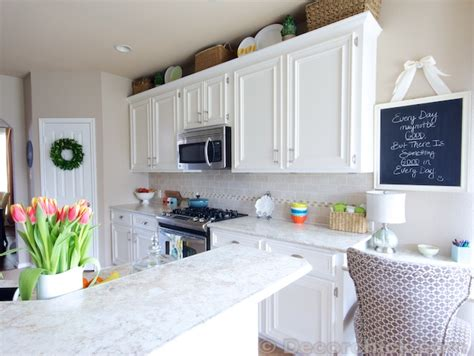 Home Hardware Laminate Countertops - the moment you ve been waiting for our white kitchen makeover reveal decorchick