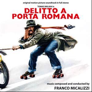 delitto a porta romana delitto a porta romana soundtrack details