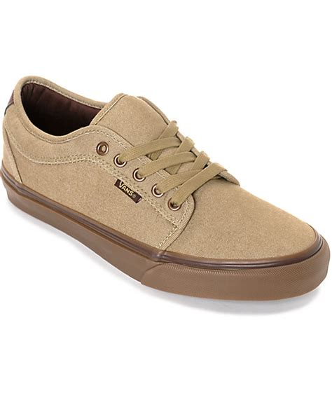 oxford vans shoes vans chukka low oxford gum skate shoes