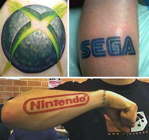 xbox tattoo ideas 10 images about tattoos on team