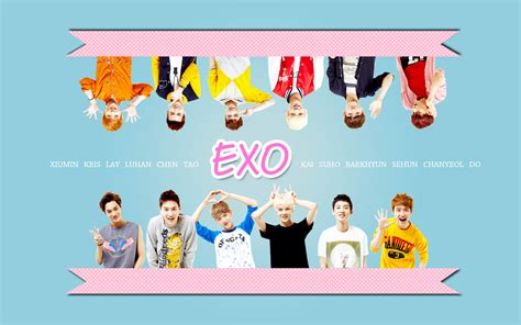 exo wallpaper livejournal exo cute wallpaper by kpopgurl on deviantart