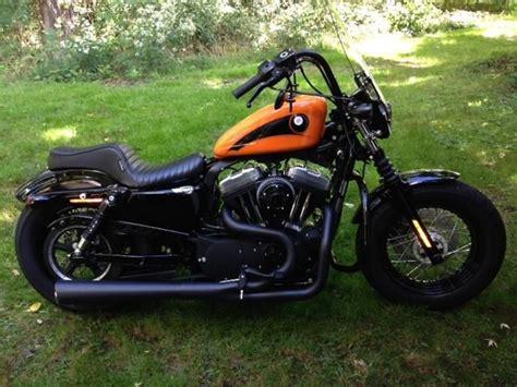 2010 Harley Davidson 48 For Sale by Harley Davidson Sporster 48 Model 2010 For Sale On 2040motos
