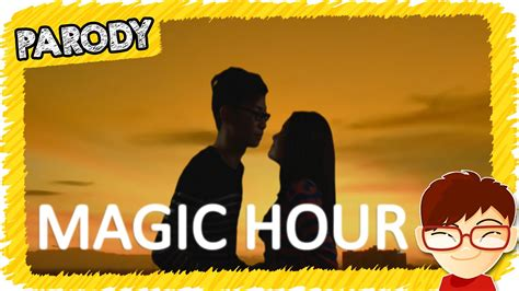 film magic hour tayang di bioskop magic hour trailer parodi youtube linkis com