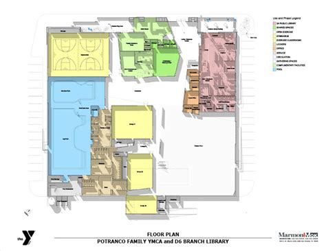 ymca floor plan ymca and sapl unite to bring wellness to northwest san antonio