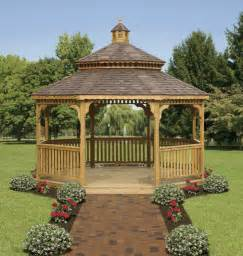 Octagon Cabin Plans wood octagonal gazebos north country shedsnorth country