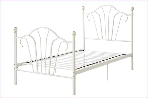 Ikea Metal Frame Bed Size Bed Frame Ikea Home Design Ideas