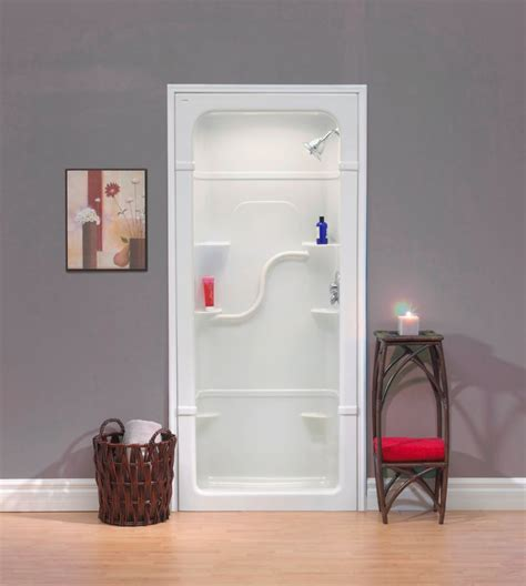 36 Inch Shower Stall by Mirolin 36 Inch 1 Acrylic Shower Stall The