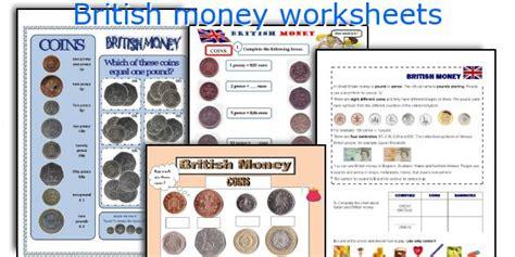 printable paper money uk english teaching worksheets british money