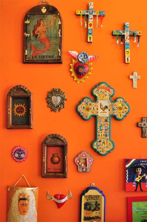 Mexican Decorations For Home by Variety Of Mexican Folkloric Wall D 233 Cor Products As Seen