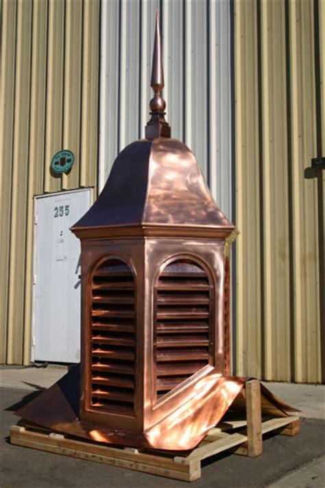 Copper Cupolas by Copper Cupolas