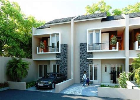 desain rumah dua lantai 152 best desain fasad rumah minimalis images on pinterest