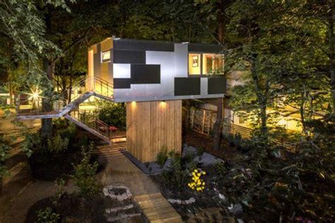 Garage Slab Design arboreal architecture 14 houses built around amp within