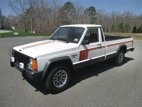 comanche jeep 2017 rust free 2wd 1986 jeep comanche xls