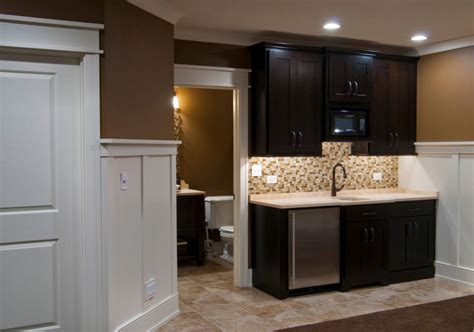 Basement Kitchenette Cost Basement Gallery | 45 basement kitchenette ideas to help you entertain in