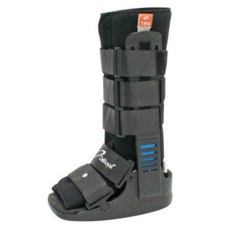 boot for sprained ankle 5 walking boot post ankle sprain history