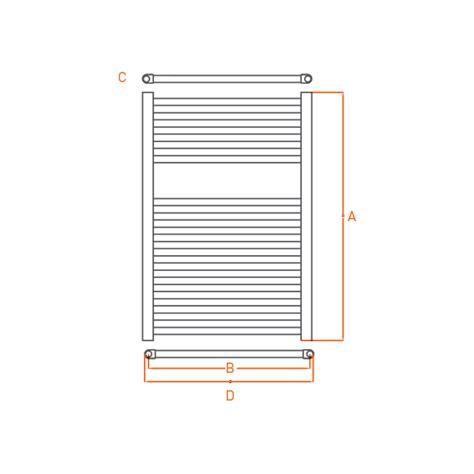 radiateur seche serviette aluminium 2351 radiateur alu s 232 che serviettes eau chaude krom 800x450